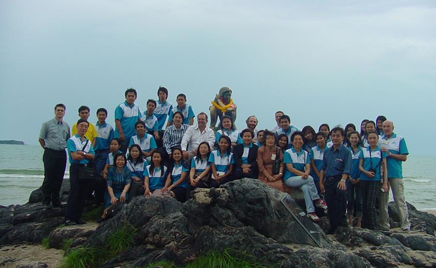 PSU NMR suers meeting 2008 Thailand